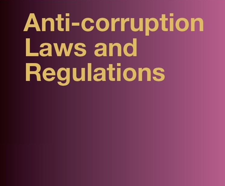 NZ chapter written – Anti-corruption Laws and Regulations, a Global Guide – new textbook